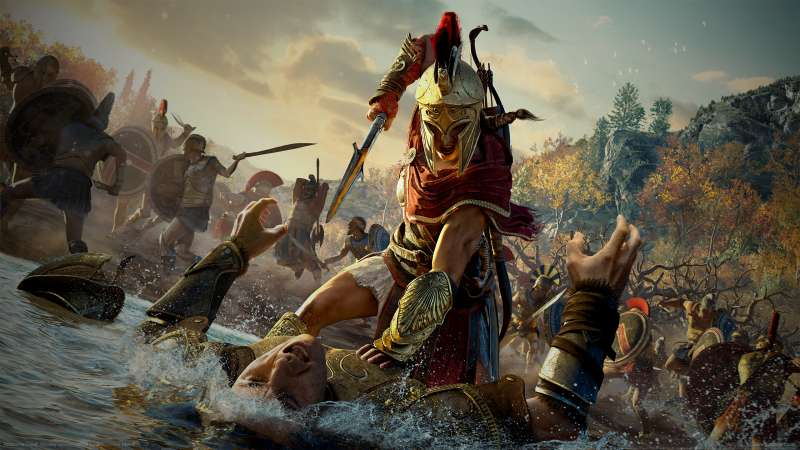 Assassin's Creed: Odyssey achtergrond 07