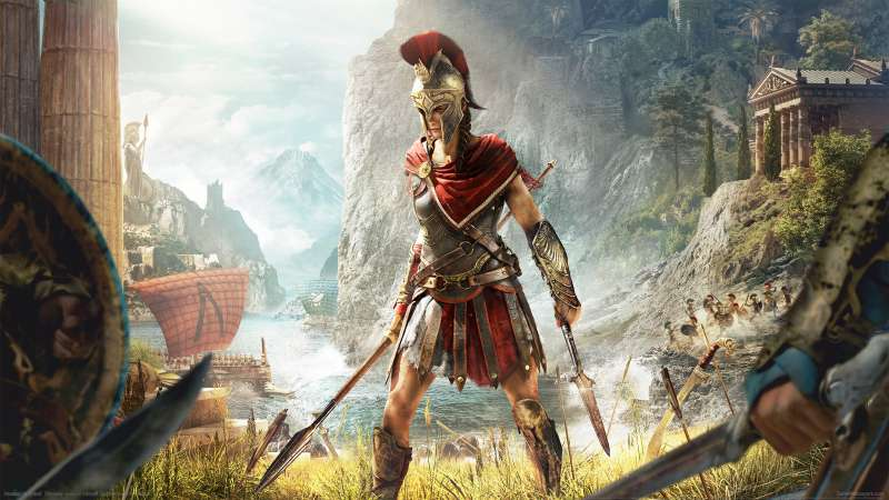 Assassin's Creed: Odyssey achtergrond 08