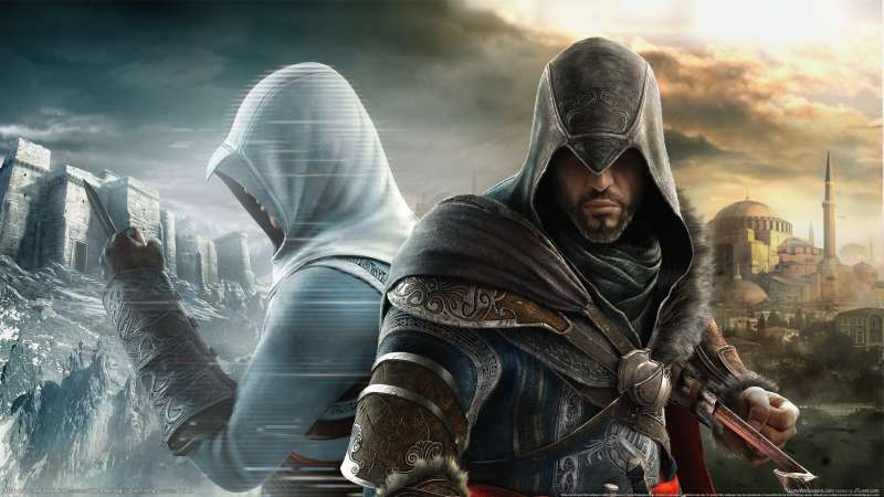 Assassin's Creed Revelations achtergrond 01
