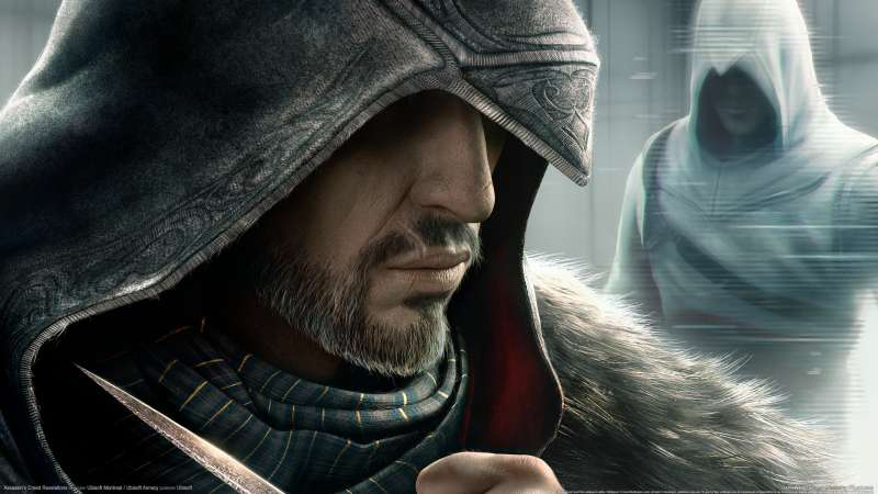 Assassin's Creed Revelations achtergrond 02