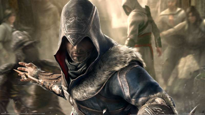 Assassin's Creed Revelations achtergrond 03