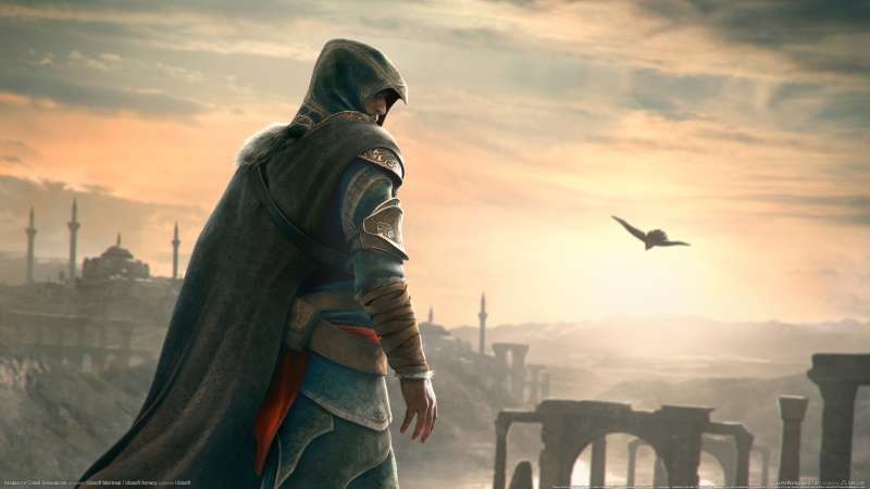 Assassin's Creed Revelations achtergrond 05