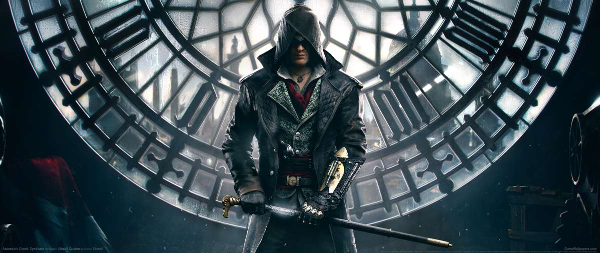 Assassin's Creed: Syndicate ultrawide achtergrond 01
