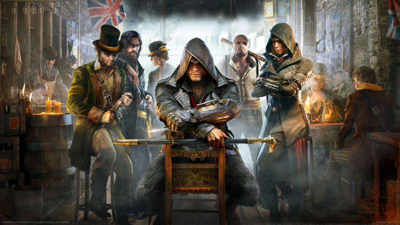 Assassin's Creed: Syndicate achtergrond 02