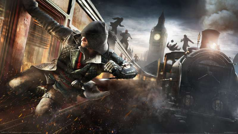 Assassin's Creed: Syndicate achtergrond 04