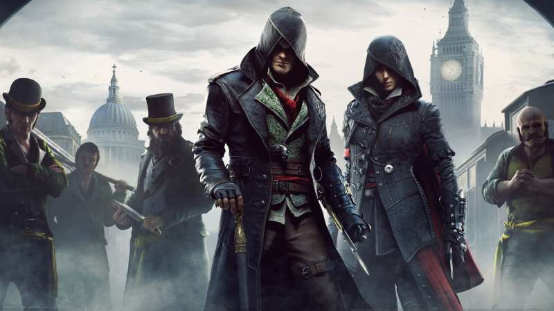 Assassin's Creed: Syndicate achtergrond 05