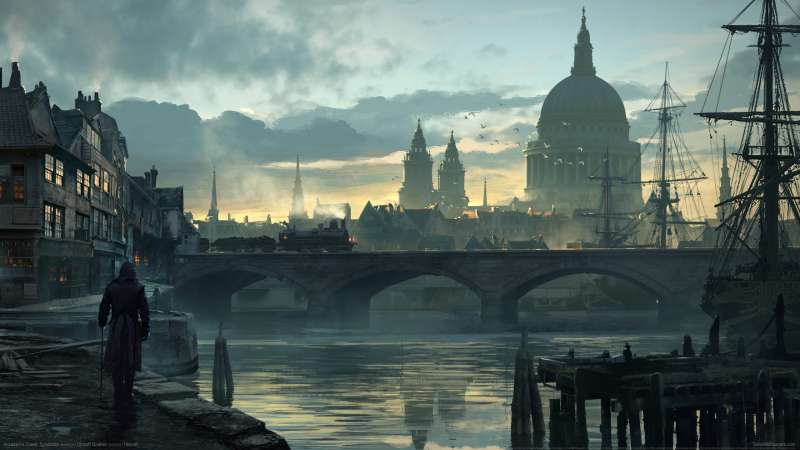 Assassin's Creed: Syndicate achtergrond 08