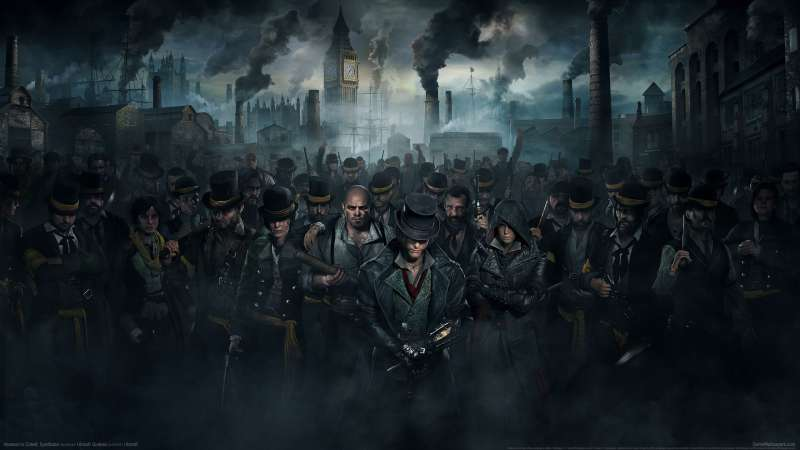Assassin's Creed: Syndicate achtergrond 12