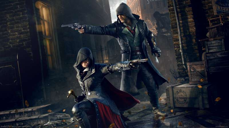 Assassin's Creed: Syndicate achtergrond 14