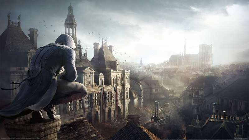Assassin's Creed: Unity achtergrond
