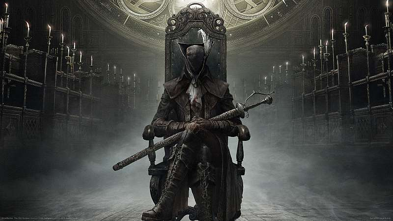 Bloodborne: The Old Hunters achtergrond