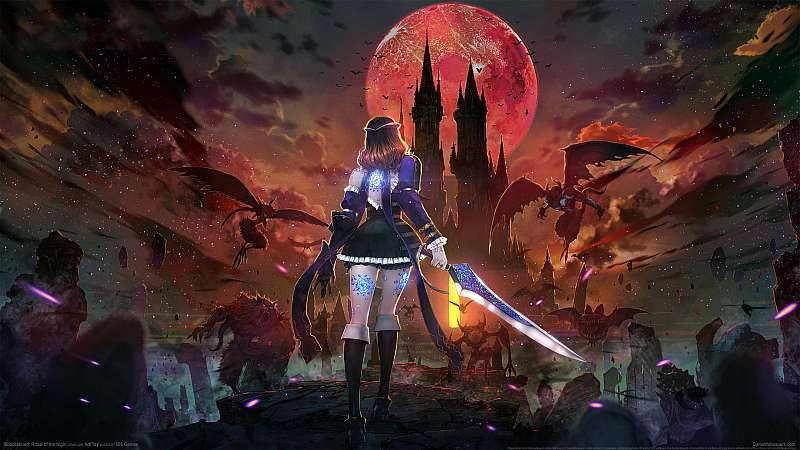 Bloodstained: Ritual of the Night achtergrond
