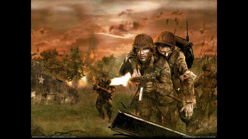 Brothers in Arms achtergrond 02