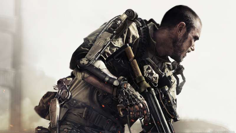Call of Duty: Advanced Warfare achtergrond 01