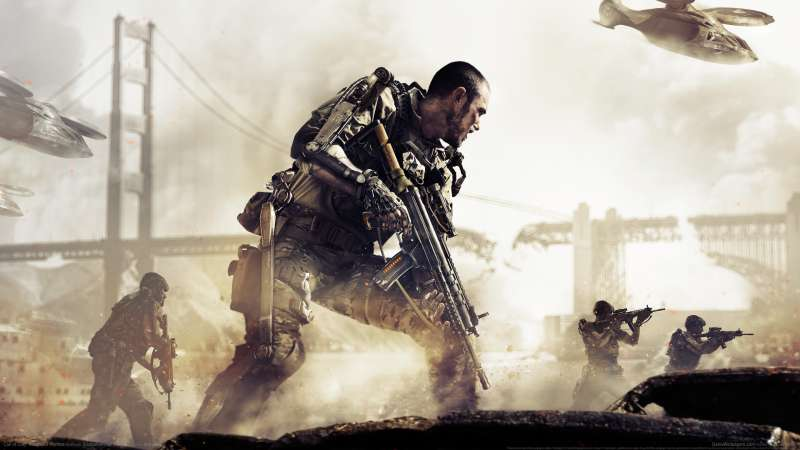 Call of Duty: Advanced Warfare achtergrond 02