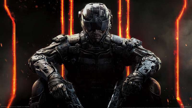 Call of Duty: Black Ops 3 achtergrond