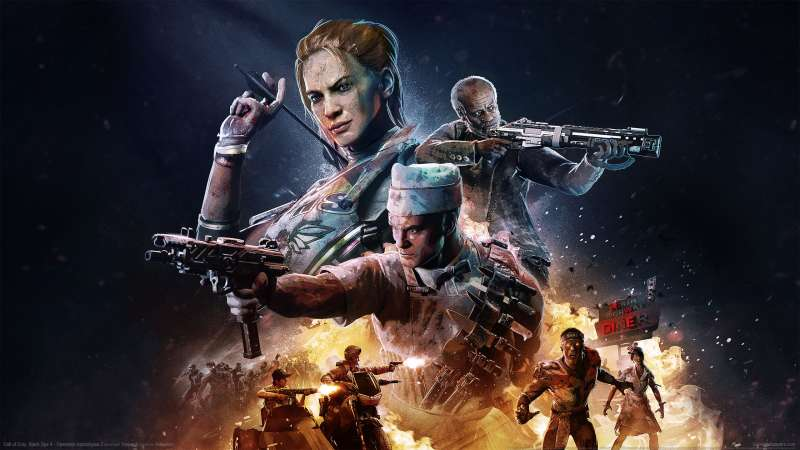 Call of Duty: Black Ops 4 - Operation Apocalypse Z achtergrond