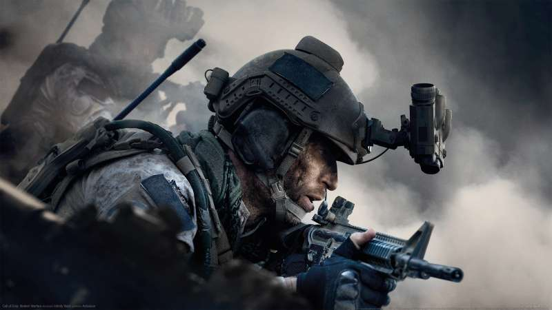 Call of Duty: Modern Warfare achtergrond