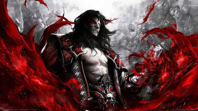 Castlevania: Lords of Shadow 2 achtergrond