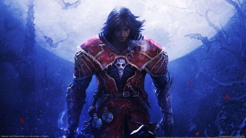 Castlevania: Lords of Shadow 'Reverie' achtergrond