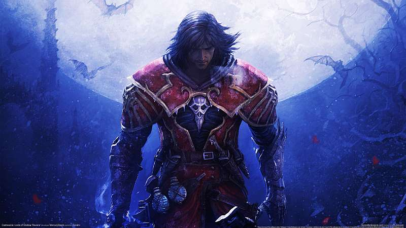 Castlevania: Lords of Shadow Reverie achtergrond