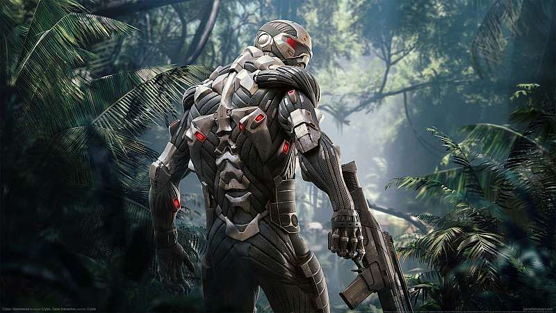 Crysis: Remastered achtergrond