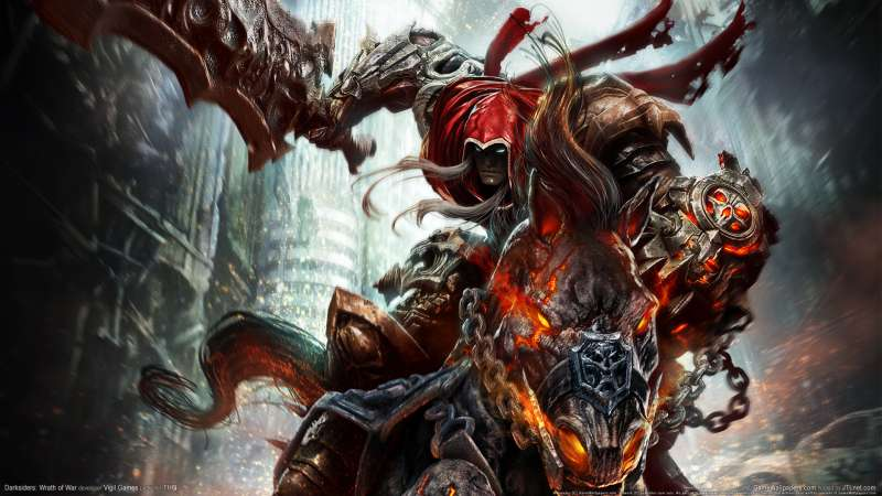 Darksiders: Wrath of War achtergrond