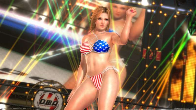 Dead or Alive 5 achtergrond 03