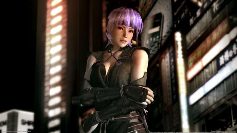 Dead or Alive 5 achtergrond 07