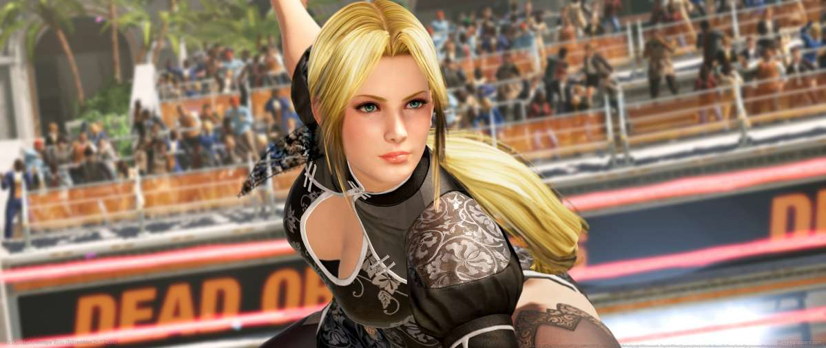 Dead or Alive 6 achtergrond