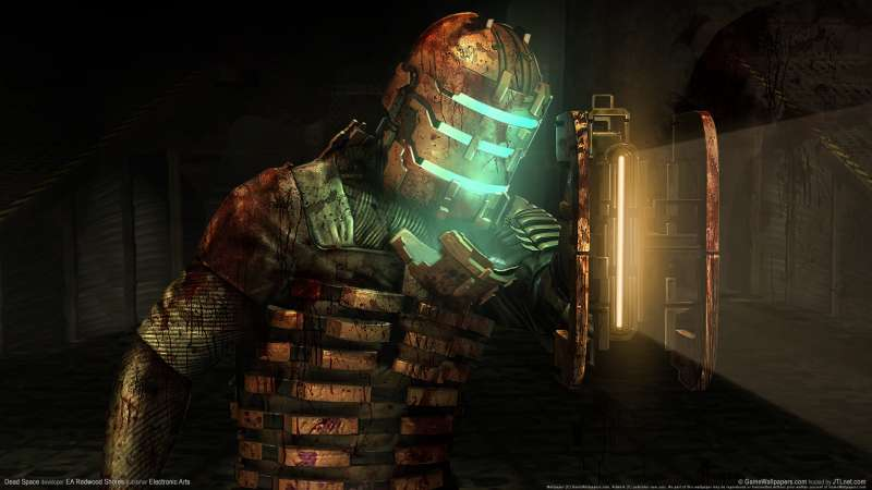 Dead Space achtergrond 01