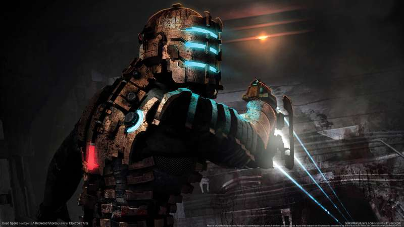 Dead Space achtergrond 07