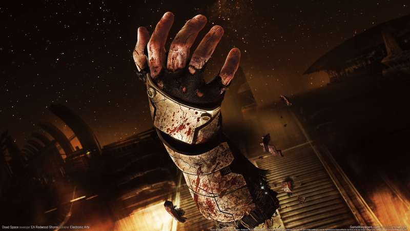Dead Space achtergrond 08