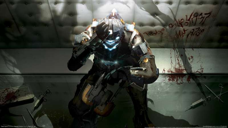 Dead Space 2 achtergrond 02