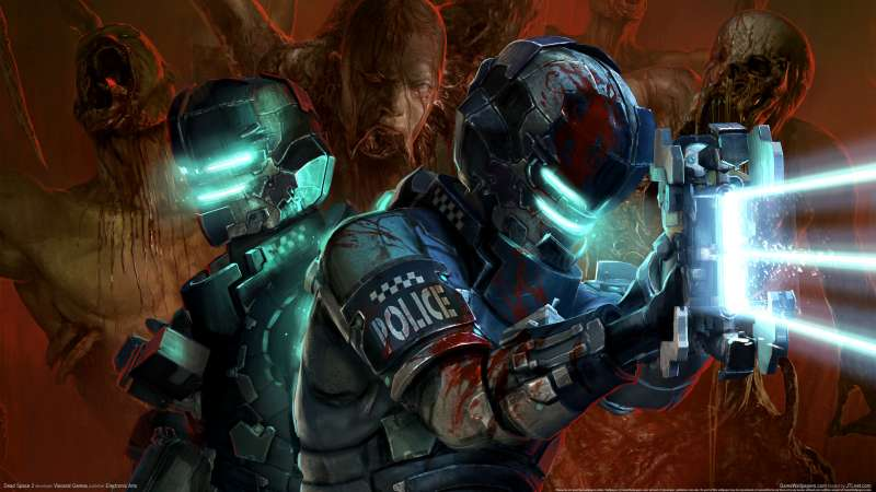 Dead Space 2 achtergrond 04