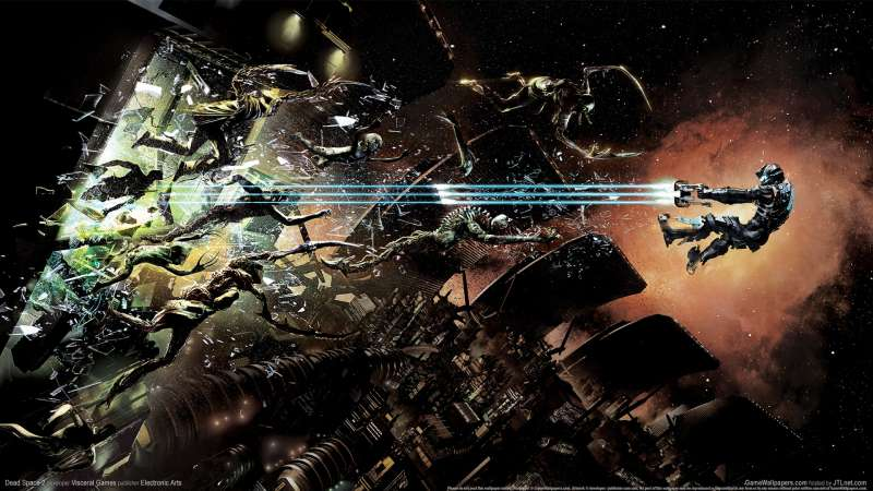 Dead Space 2 achtergrond 07