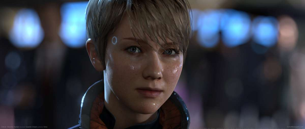 Detroit: Become Human achtergrond