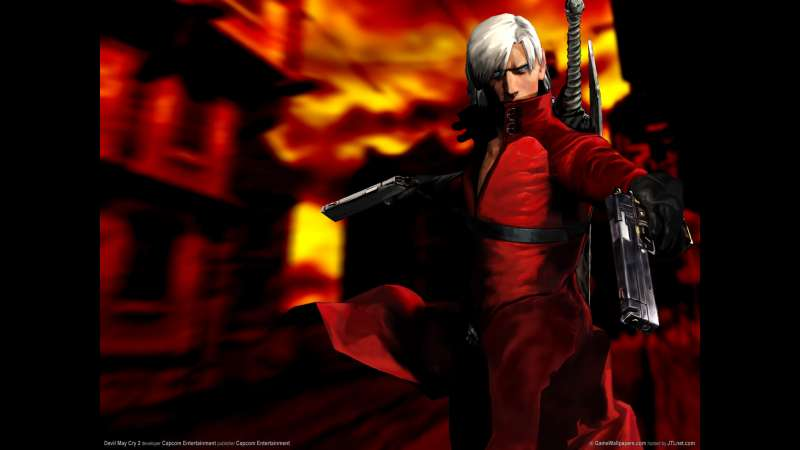 Devil May Cry 2 achtergrond 01