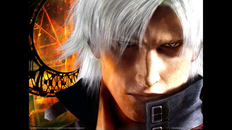 Devil May Cry 2 achtergrond 02