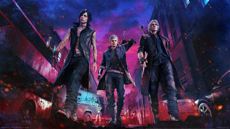 Devil May Cry 5 achtergrond