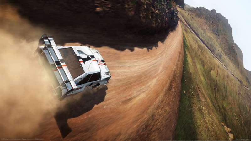 DiRT Rally achtergrond 01