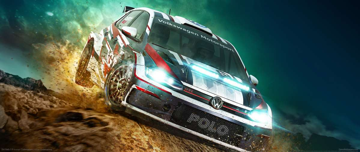 Dirt Rally 2.0 achtergrond