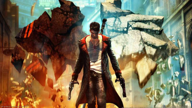DmC Devil May Cry achtergrond 01
