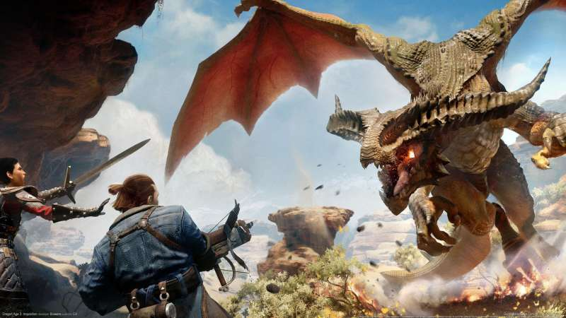 Dragon Age: Inquisition achtergrond 01
