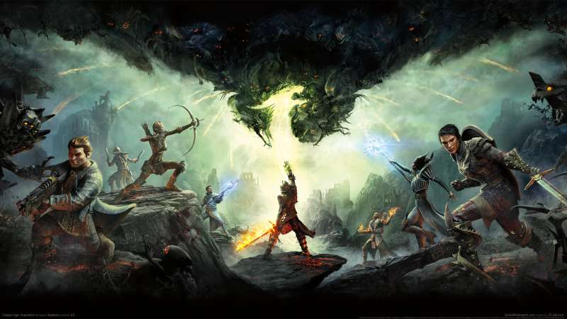 Dragon Age: Inquisition achtergrond 06