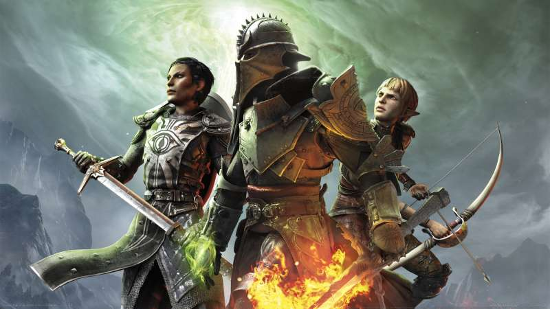 Dragon Age: Inquisition achtergrond 08