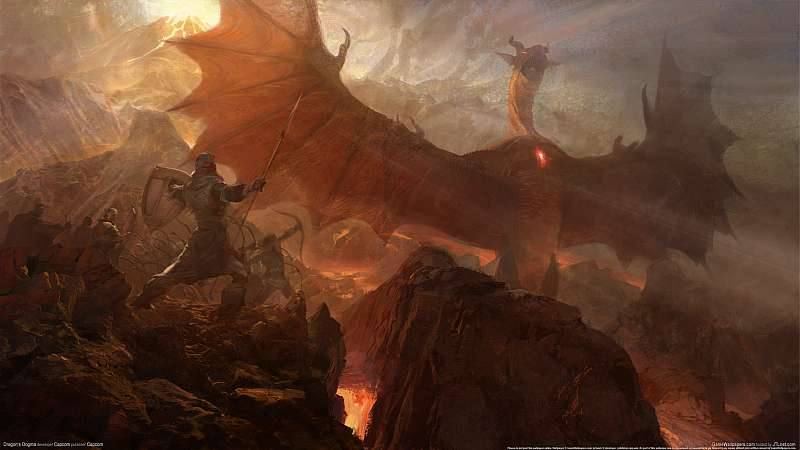 Dragon's Dogma achtergrond