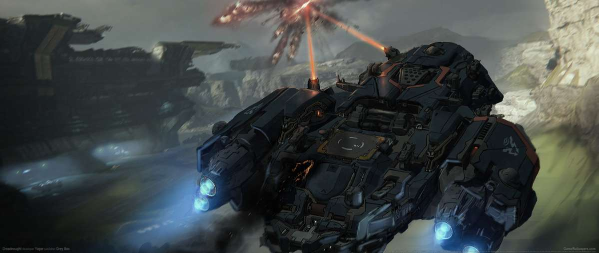 Dreadnought ultrawide achtergrond 09
