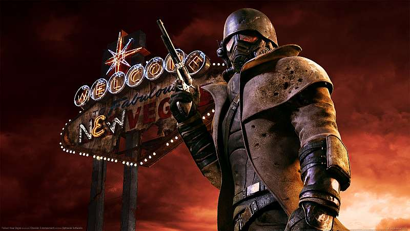 Fallout: New Vegas achtergrond