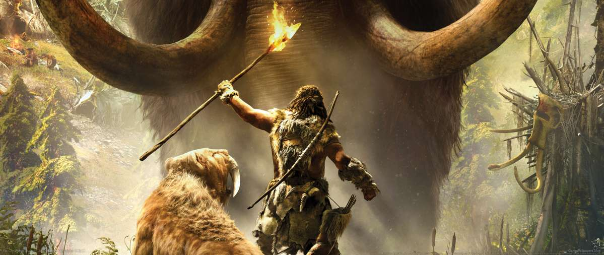 Far Cry Primal achtergrond